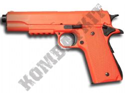 P361 Airsoft BB Gun Black and Orange